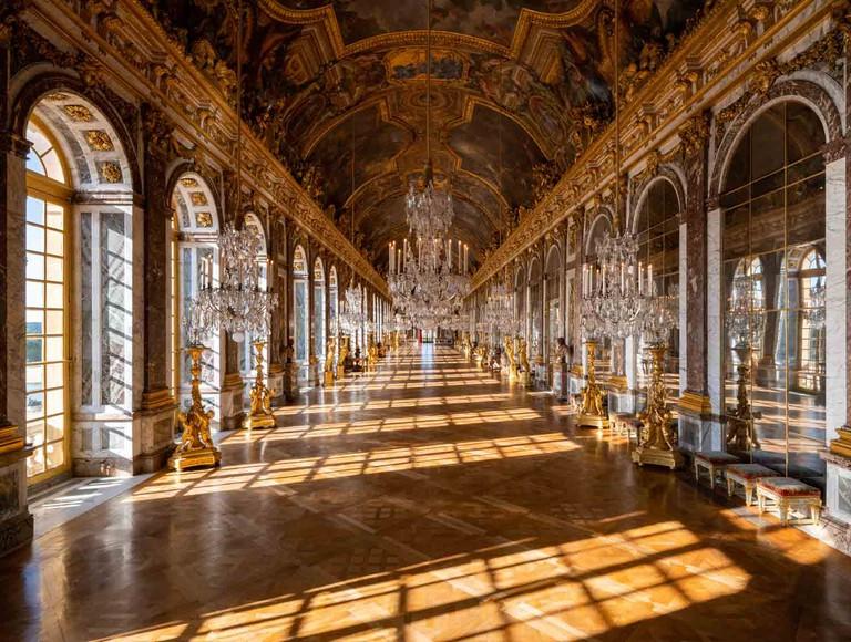 château de Versailles, Thomas Garnier