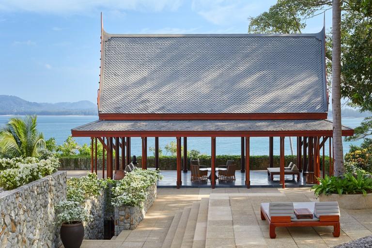 Amanpuri, Thailand - Accommodation, Villa 20, 6-Bedroom Ocean Villa, Sala