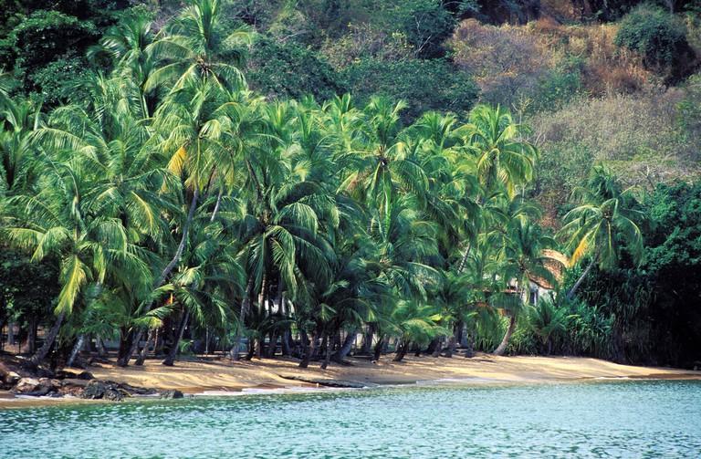 Colorada beach, Venezuela, (Playa)