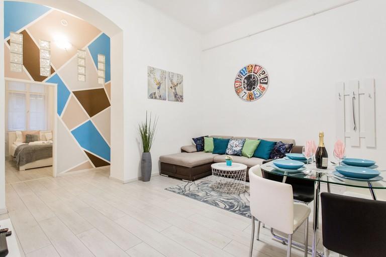Grand Budapest Apartments