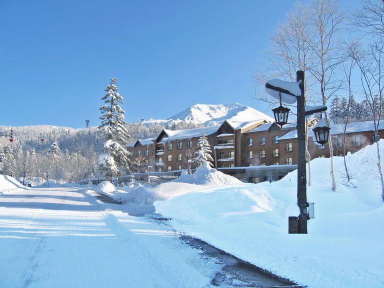 Hotel Bearmonte – Asahidake