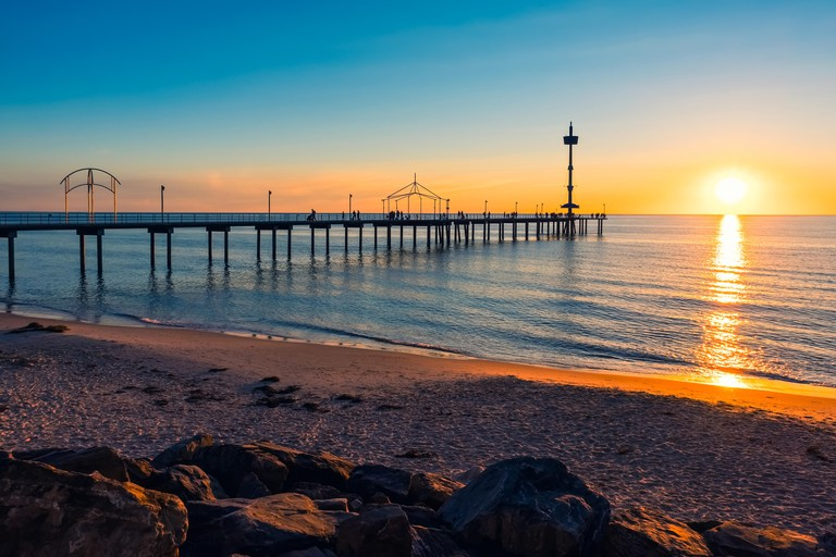 Brighton Beach Jetty