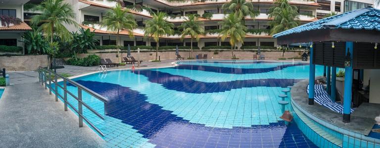 Le Grandeur Palm Resort Hotel