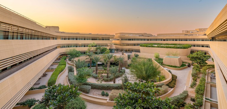 Marriott Riyadh Diplomatic Quarter