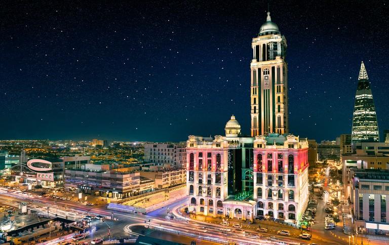 Narcissus Hotel & Residence Riyadh hero