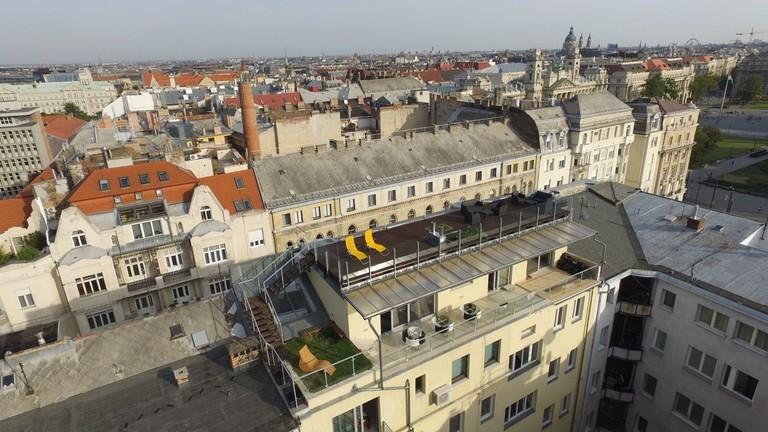 Parliament Penthouse