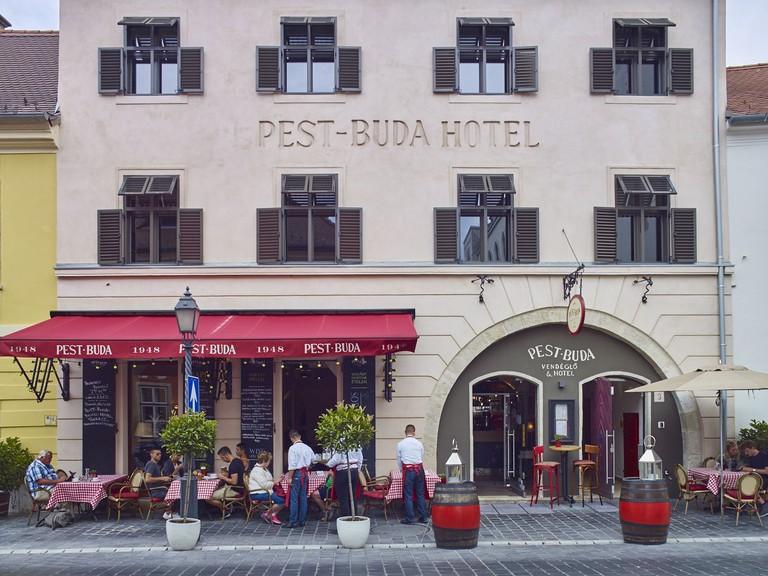 Pest-Buda Hotel