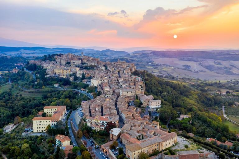 Montepulciano, Siena, Tuscany, Italy, Europe