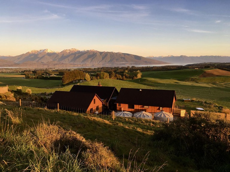 Fiordland Eco-Retreat