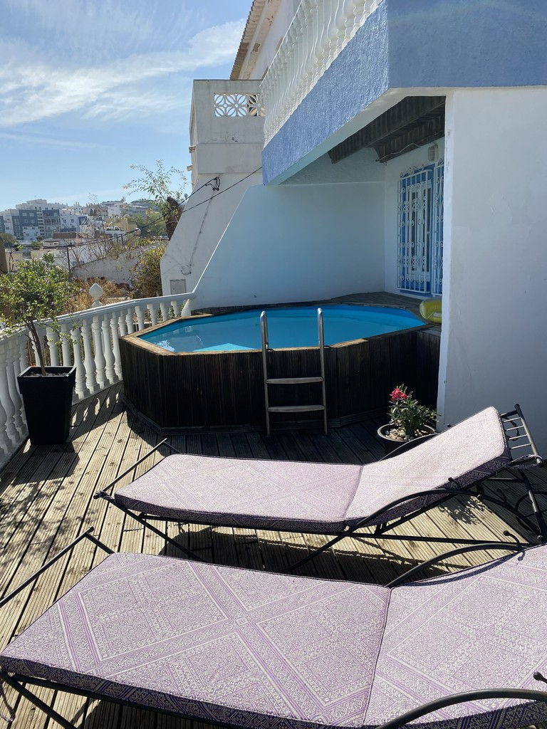 [1001746246] Traditional 2 Bedroom Townhouse with Private Pool in Heart of the Old Town A, 30 Rua da Igreja Velha, Albufeira, Faro, Portugal1