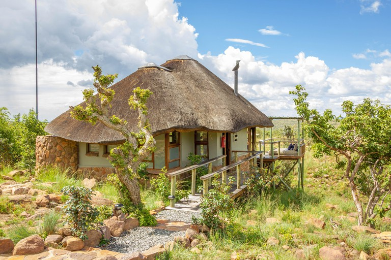 Private luxurious lodge located in Welgevonden Game Reserve, South Africa.