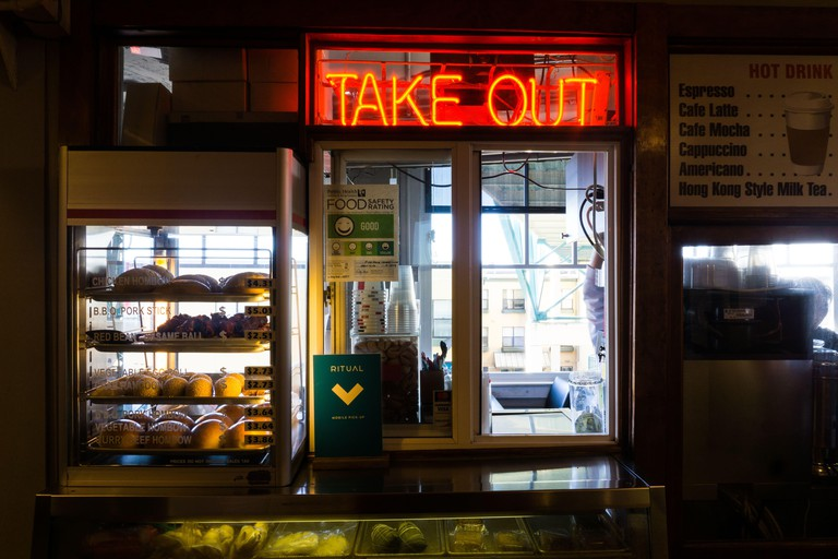 Iconic Chinese Restaurant in Seattle's Pike Place Market