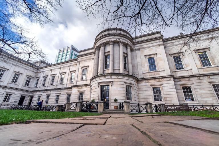 Slade School of Art, UCL University College London. North Wing, Gower Street, London.