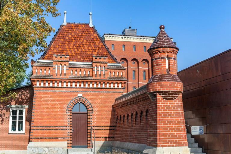 Hydropolis Waterworks Museum, Wroclaw