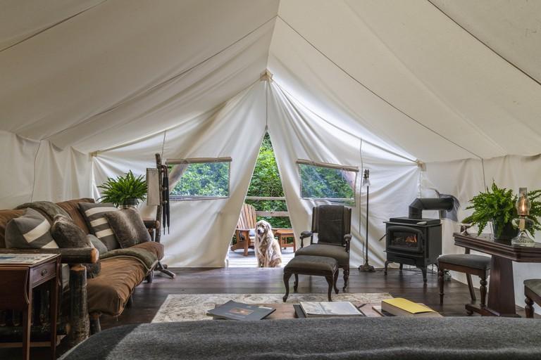 Clayoquot Wilderness Resort - 7.-Luxury-Tent-1