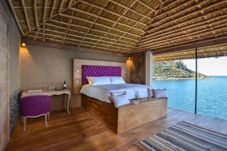 Amantica Lodge, Lake Titicaca