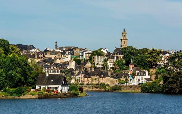 Auray, Brittany