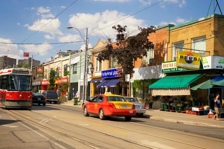 Roncesvalles Ave, Toronto,Ontario