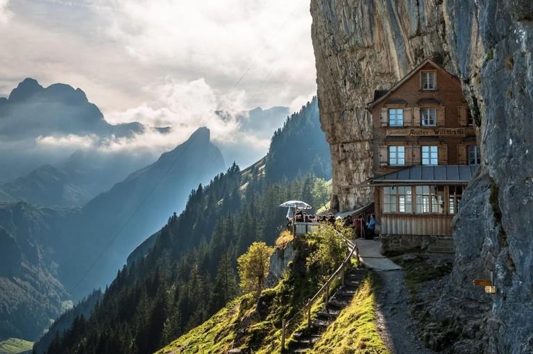 Berggasthaus Aescher