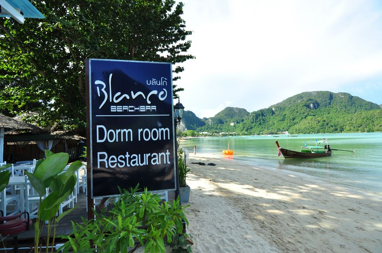 Blanco Dorm Room and Restaurant