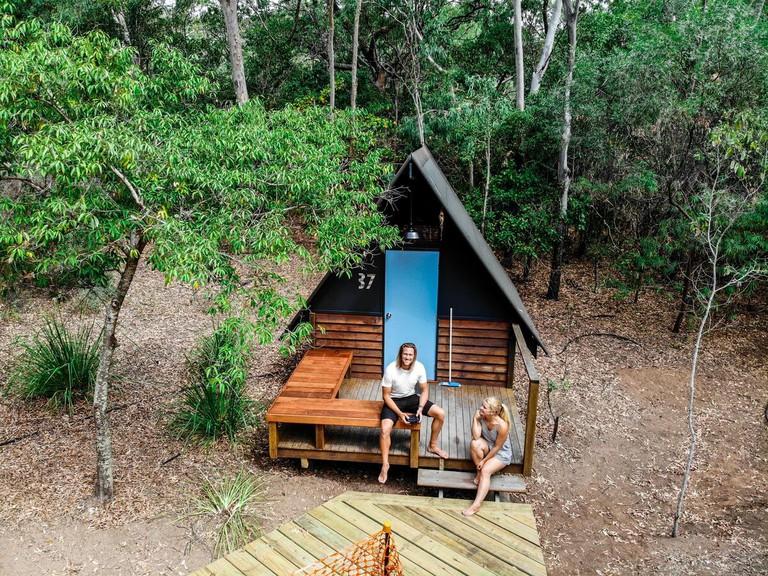 Bungalow Bay Koala Village