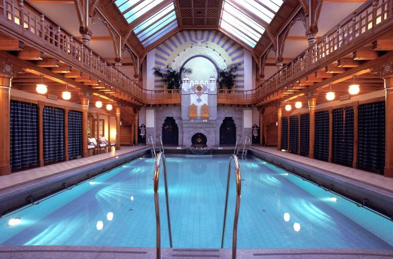 Bath Club Clubs Inside Pool Stockholm Sturebadet Sweden Europe Swimming pool Swimmingpool Water