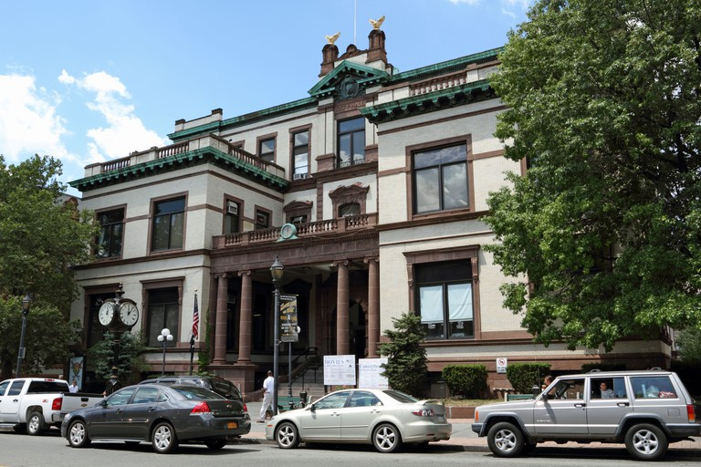 City Hall, Hoboken, New Jersey, USA - C5CBG3