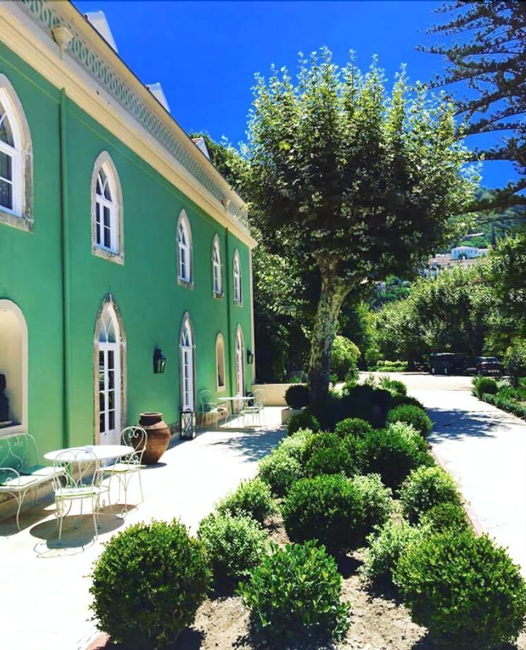 Casa Holstein Quinta de São Sebastião