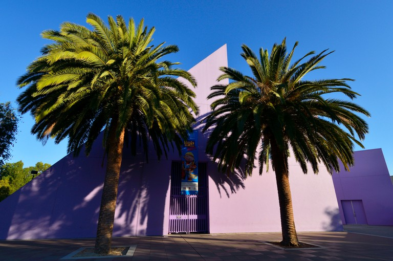 Children's Discovery Museum of San Jose, California CA
