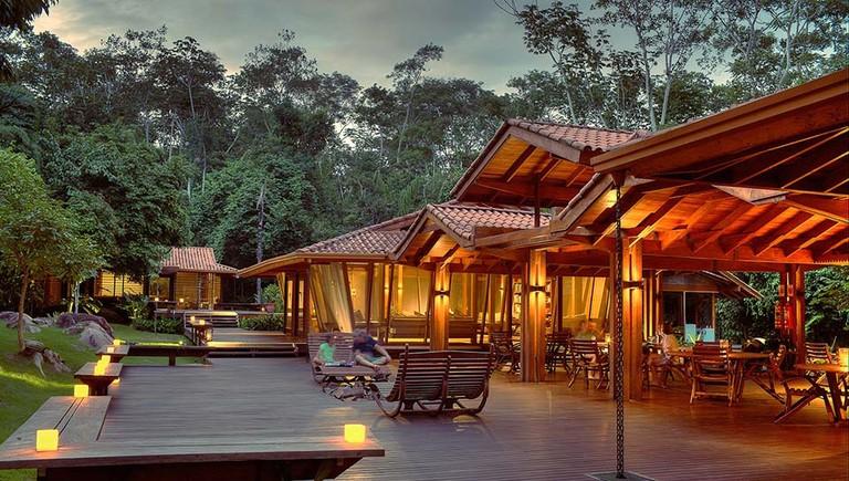 Cristalino Lodge, Brazil
