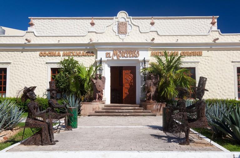 Hacienda El Mortero Mexican Restaurant, Cancun, Mexico