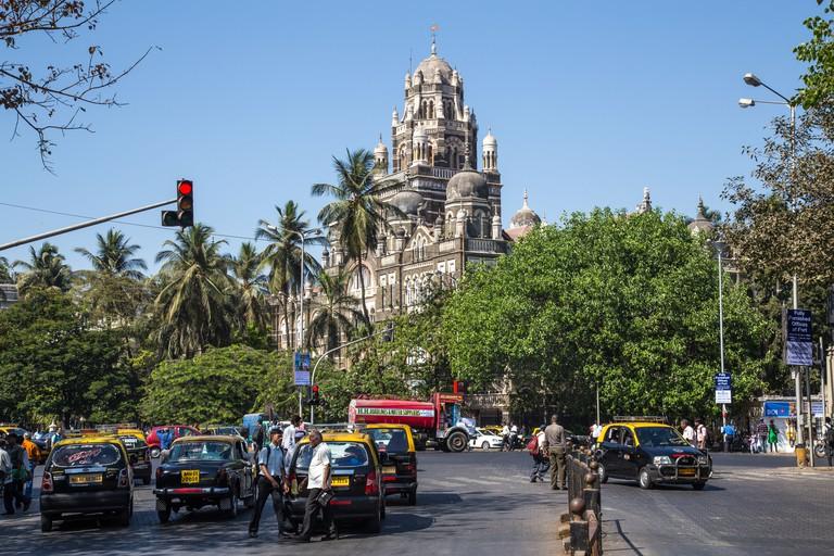 Western Railway Headquarters, Victoria Terminus, Mumbai, India