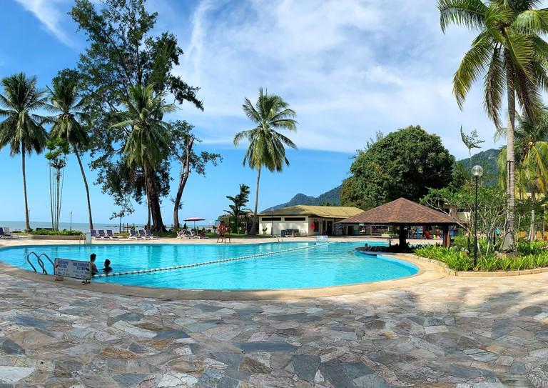 Damai Beach Resort, Sarawak