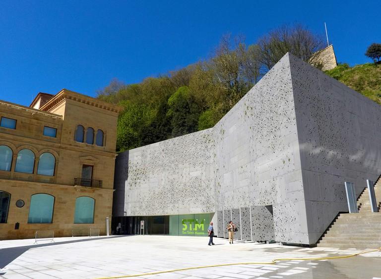 Museo de San Telmo museum, Plaza Zuloaga square, San Sebastian, Gipuzkoa, Basque Country, Spain