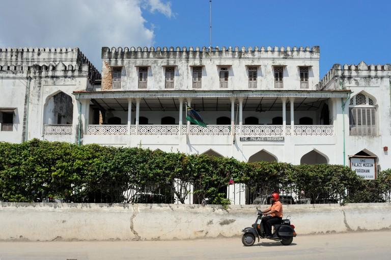 The Palace Museum, Stone Town, Zanzibar, Tanzania, East Africa, Africa