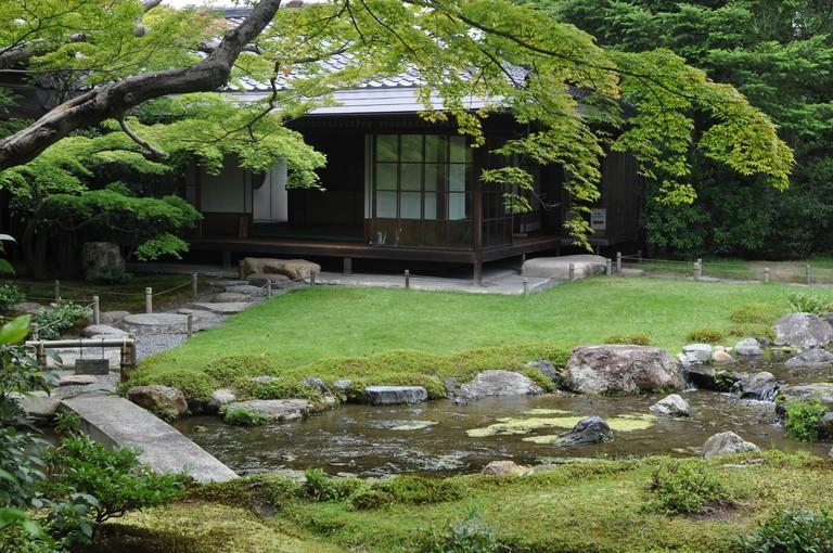Japan, by Jigei Ogawa 1894-96, Meiji Period, Japanese landscape design