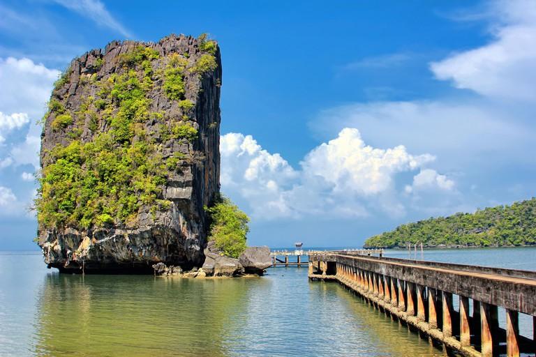 Ko Tarutao Marine National Park, Satun Province, Southern Thailand