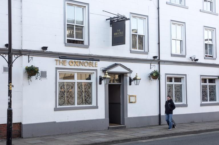Oxnoble pub, Deansgate, Manchester