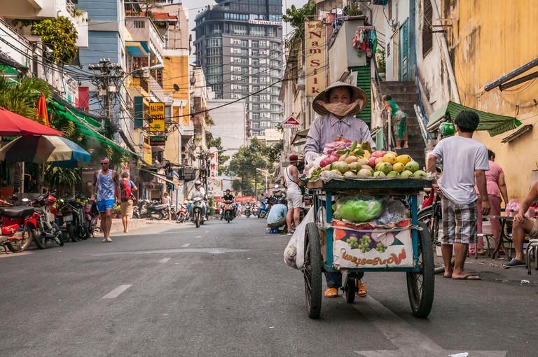 Viet Nam. Vietnam. East Asia. Ho Chi Minh city. Saigon