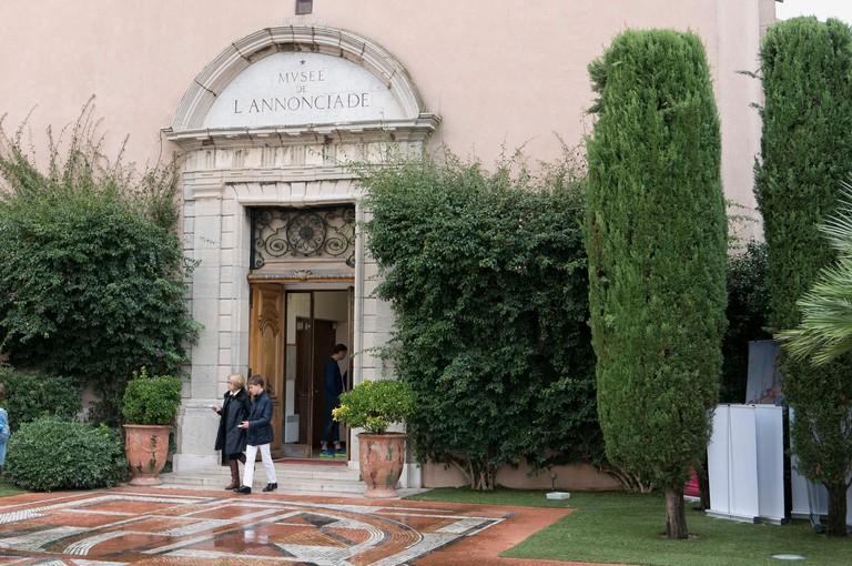 Musee de l'Annonciade, museum of fine arts, Saint-Tropez, Dep. Var, Cote d'Azur, France