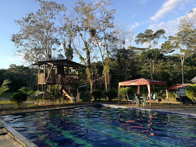 Grand Selva Lodge