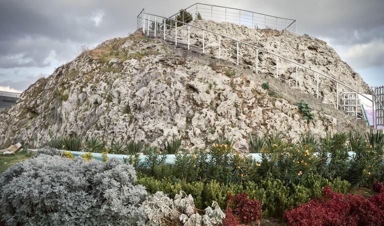 Cuexcomate  - the smallest volcano in the world in Puebla, Mexico