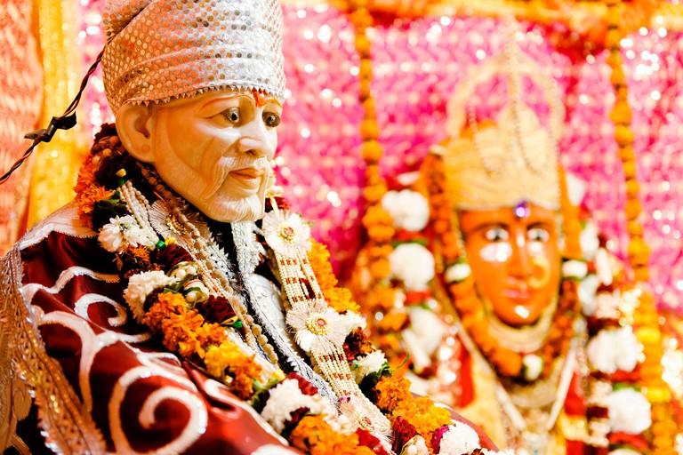 Mata Lal Devi Mandir Hindu temple in Jammu near Amritsar.