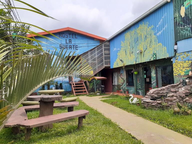 Hostel La Suerte