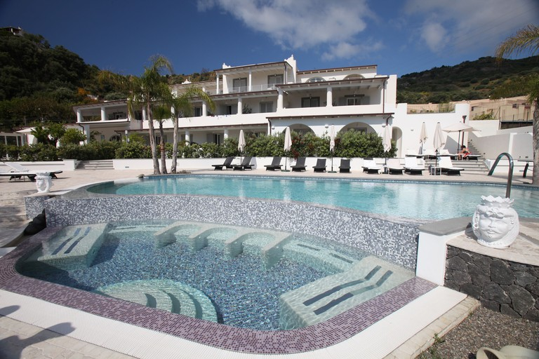Hotel Mea Lipari, Sicily