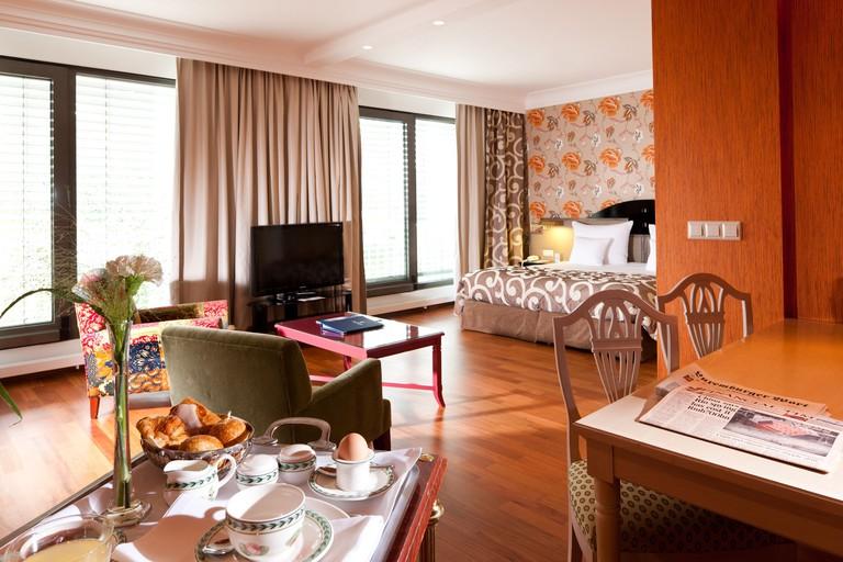 Hotel Parc Belai