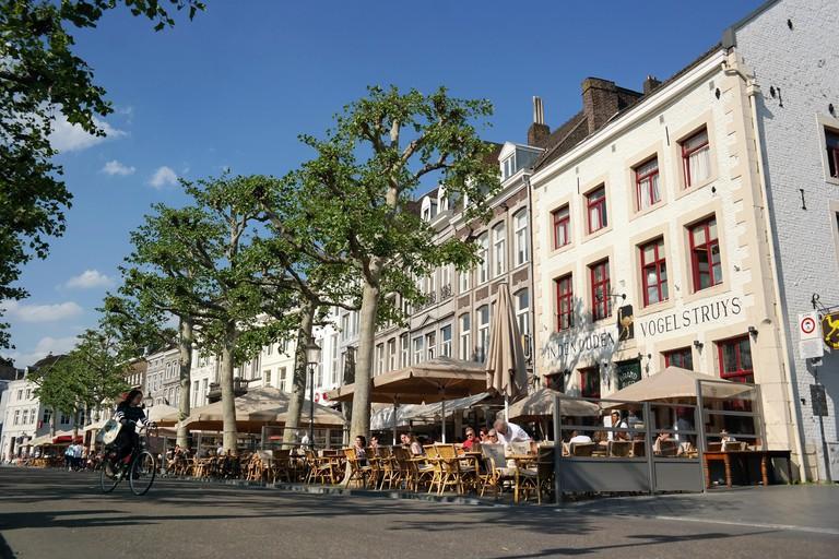 Maastricht in springtime