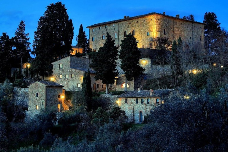Il Castello di Bibbione, Italy
