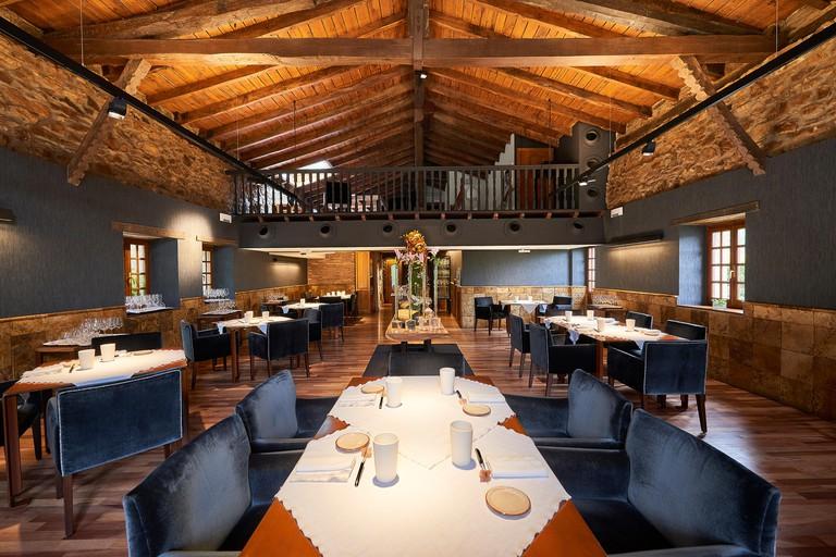Etxebarri Restaurant, Atxondo, Atxondo Valley. Biscay, Basque Country, Spain, Europe