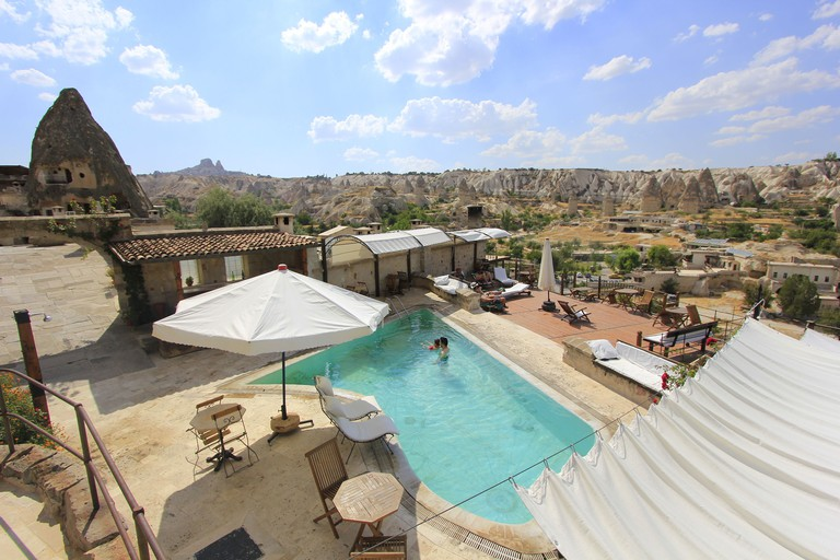 Kelebek Special Cave Hotel, Cappadocia